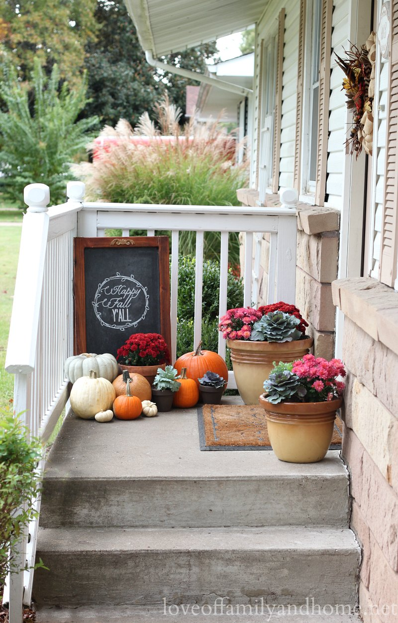 fall front porch 13