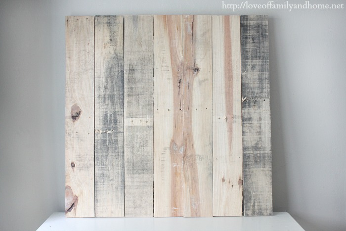 Pallet Name with Rope 2
