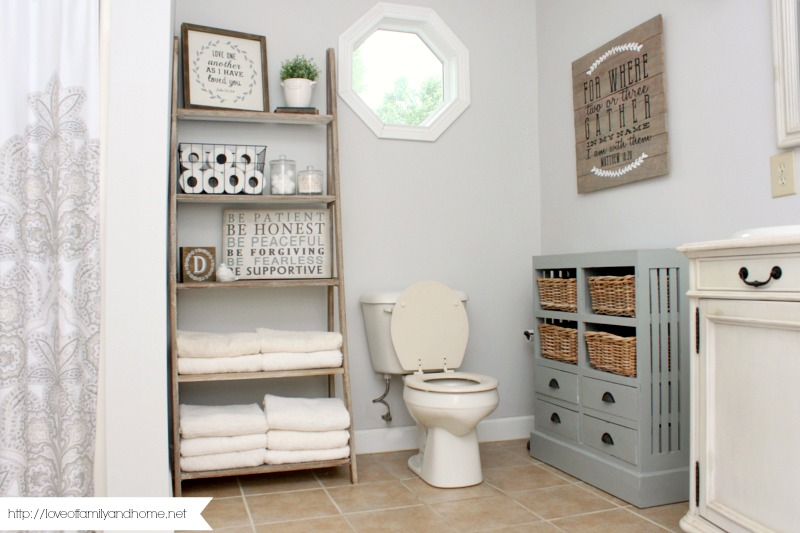 Master Bathroom Makeover 19