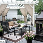 Back Deck/Pergola Reveal