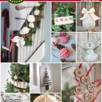 25 DIY Christmas Ornament Ideas