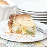 Quick & Easy Chicken Pot Pie Recipe
