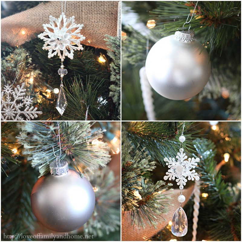 Rustic Glam Christmas Collage 1