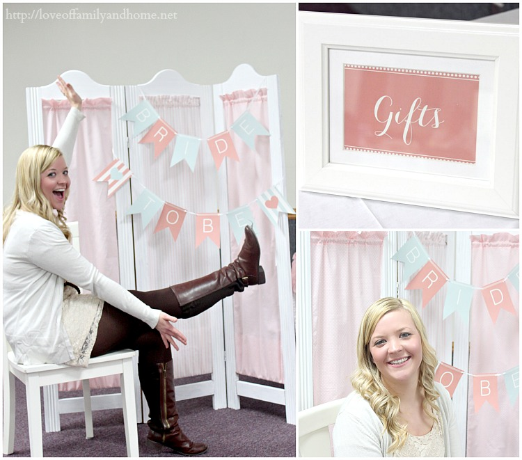 Cortney's Bridal Shower Collage 6