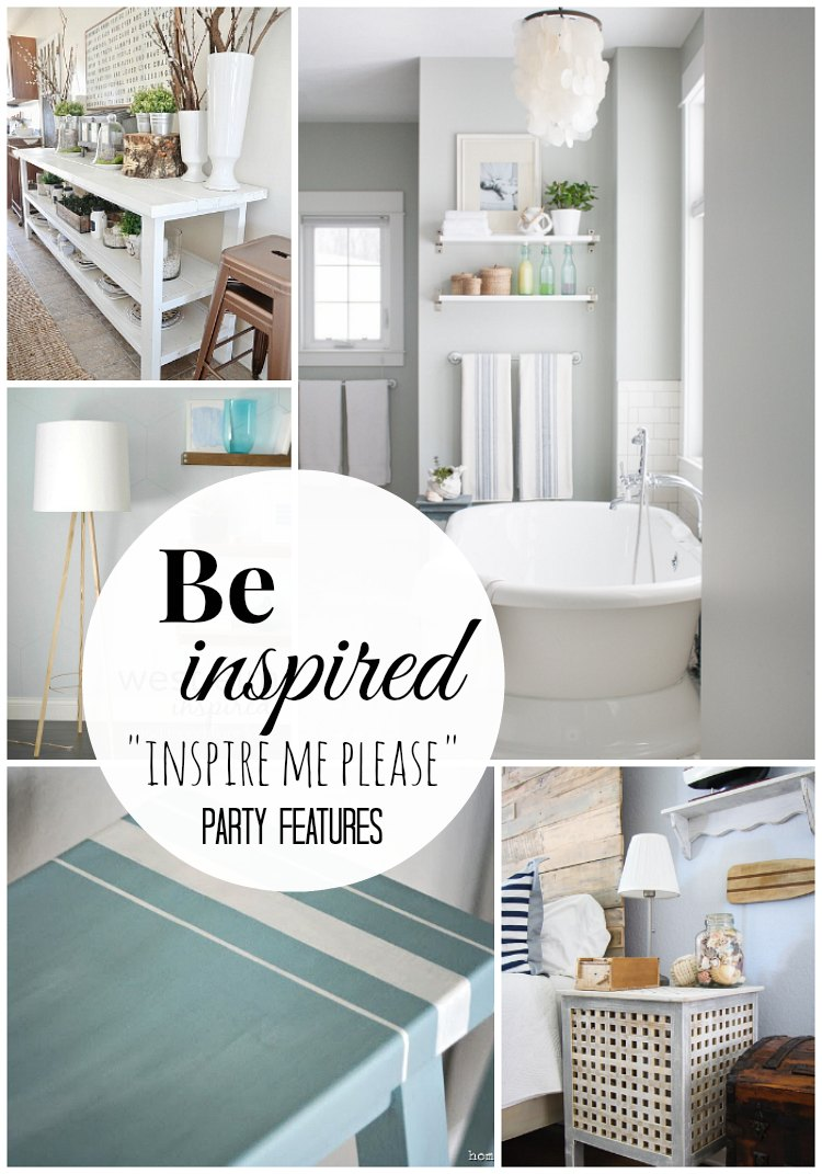 Inspire Me Please Weekend Blog Hop 52
