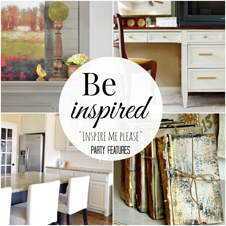 Inspire Me Please Weekend Blog Hop 55 Love Of Family Home