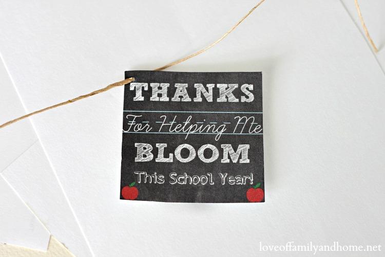 picture relating to Thanks for Helping Me Bloom Printable identify Trainer Reward Programs - Monogram Mason Jar Vase No cost