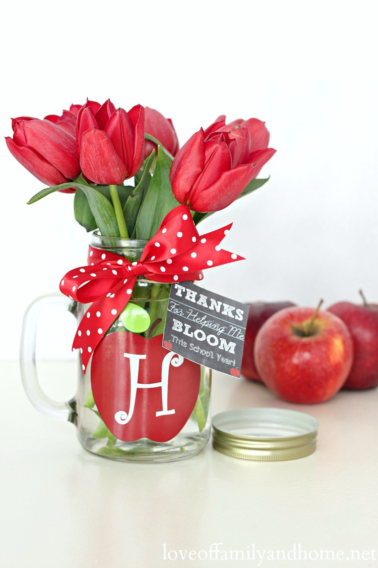 DIY Teachers Gifts Archives - Love of Family & Home