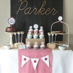 Cowboy Birthday Party Ideas {Parker Turns 7}