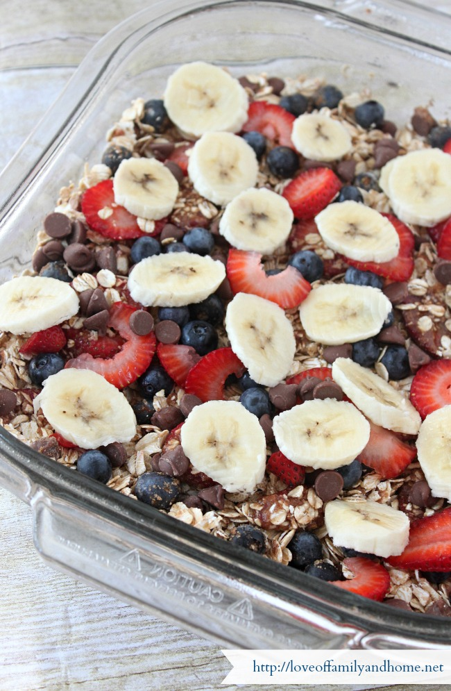 Baked Oatmeal Casserole Recipe | Delicious And Healthy Casserole Recipes | Homemade Recipes