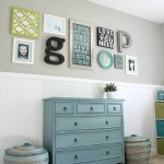 Playroom Gallery Wall {Playroom Update}