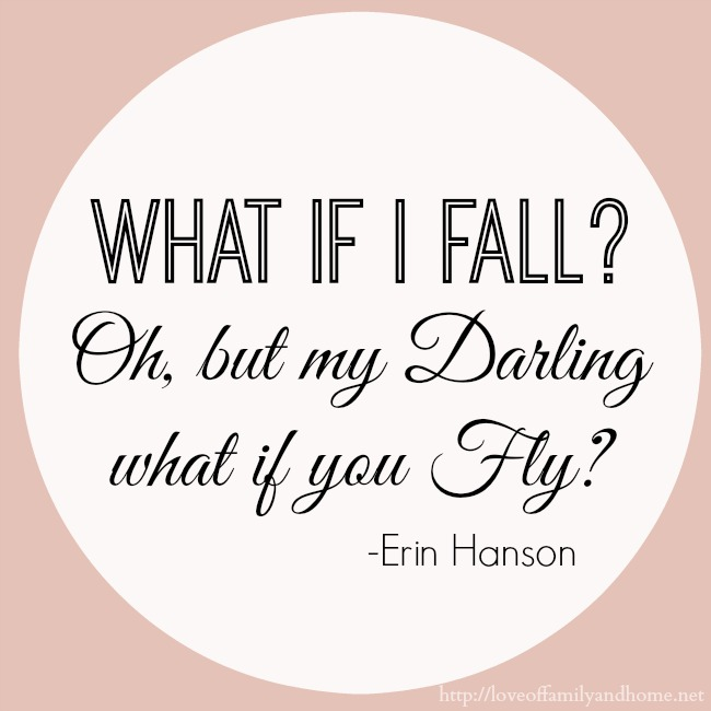 What If I Fall Quote Quotes Of The Day