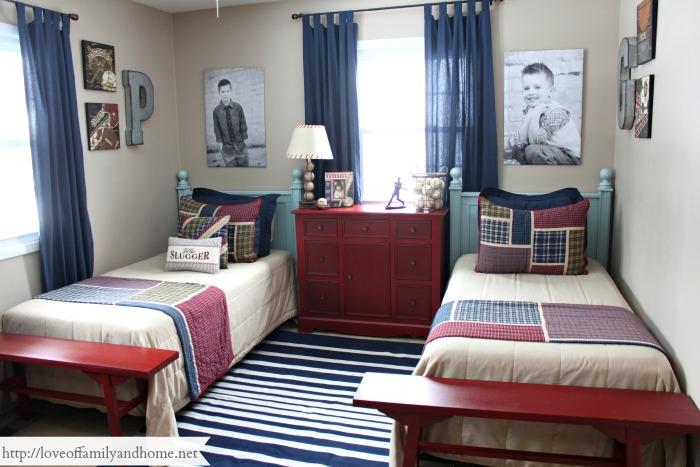 boys shared bedroom 4