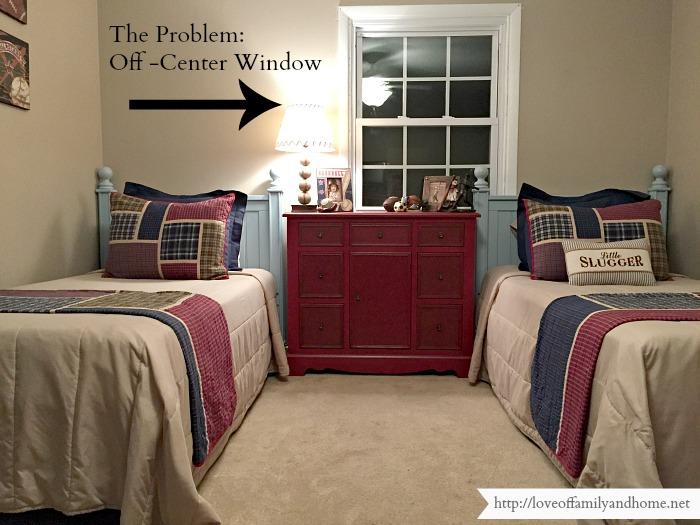 Boys Shared Bedroom Progress Love Of Family Home