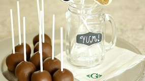 Oreo Cake Pops Made Easy {Shannon from Southern Home With Style}