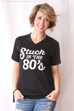 stuck in the 80's