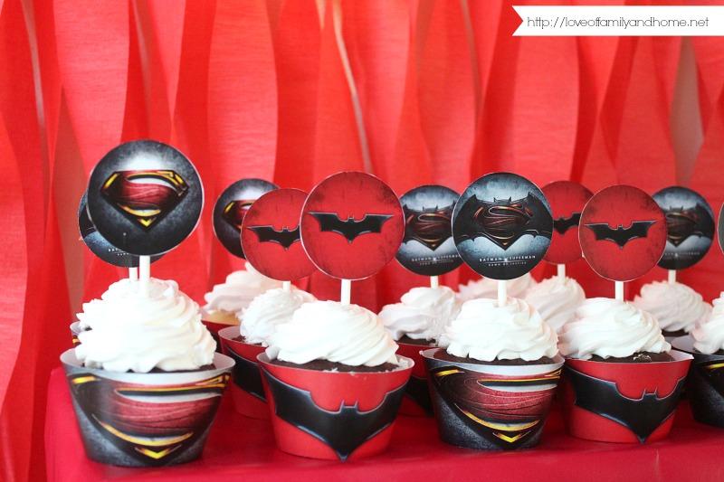 cupcake toppers horizontal
