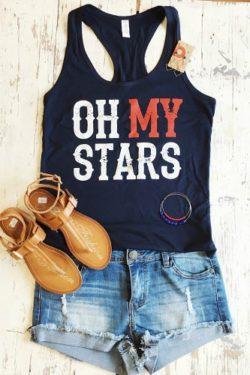 Oh My Stars Tank