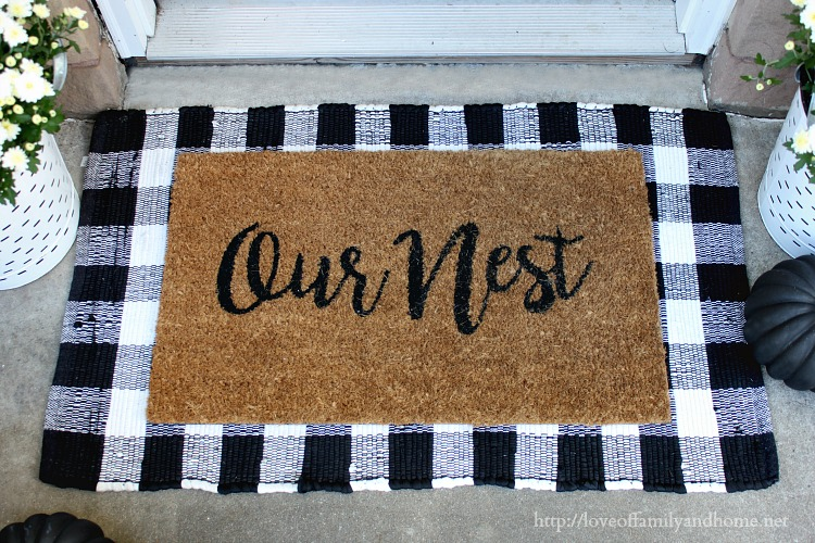 Buffalo Plaid Archives Love Of Family Home